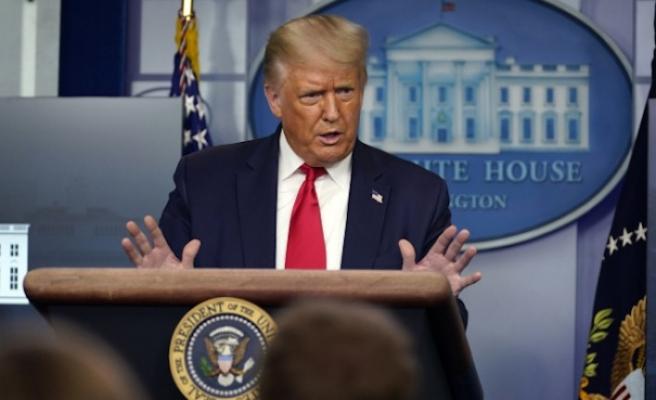 Trump'tan yeni Covid-19 yardımlarına ilişkin 4 ayrı kararname