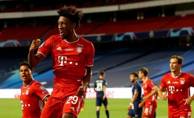 UEFA Şampiyonlar Ligi'nde Şampiyon Bayern Münih