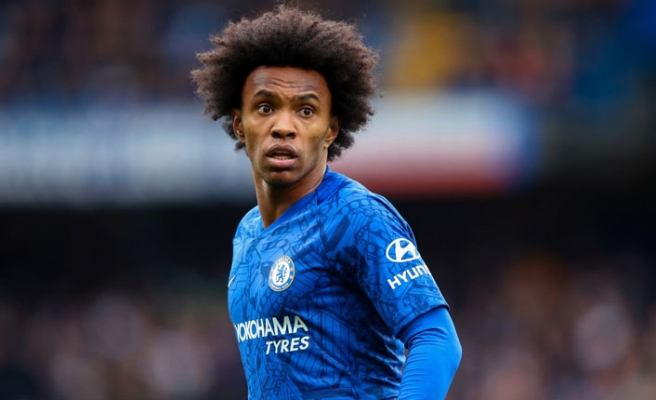 Willian, Chelsea'ye Veda Etti