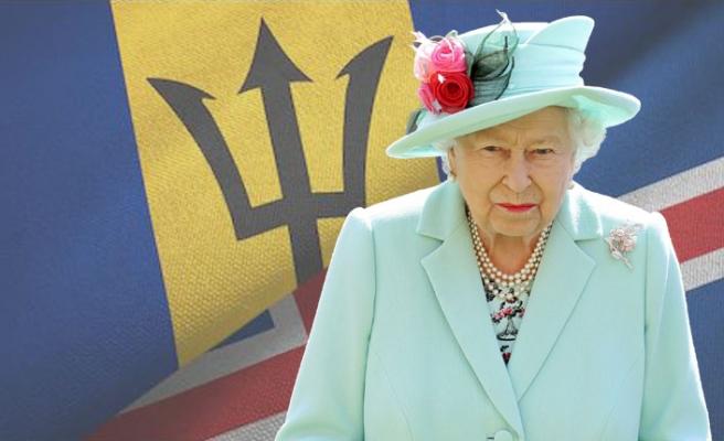 Barbados, Kraliçe Elizabeth'e Veda Ediyor