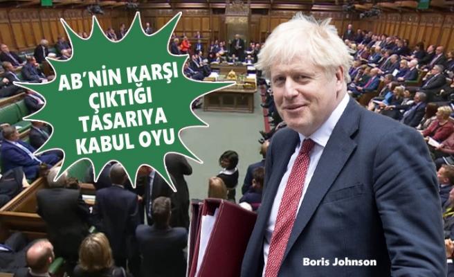 Boris Dediğini Yaptı, Tartışmalı Tasarı Avam Kamarası'ndan Geçti
