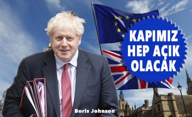 Boris Johnson AB'ye Yine Tarih Verdi