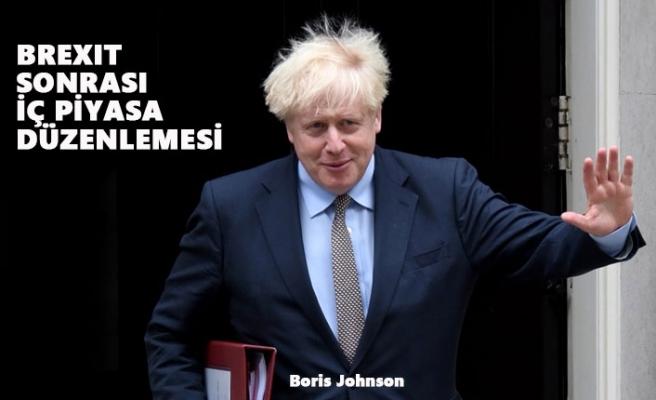 Boris Johnson'ın Tartışmalı Tasarısı Parlamentoda