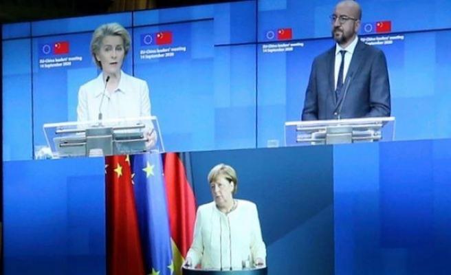 Çin ve AB Liderleri görüştü