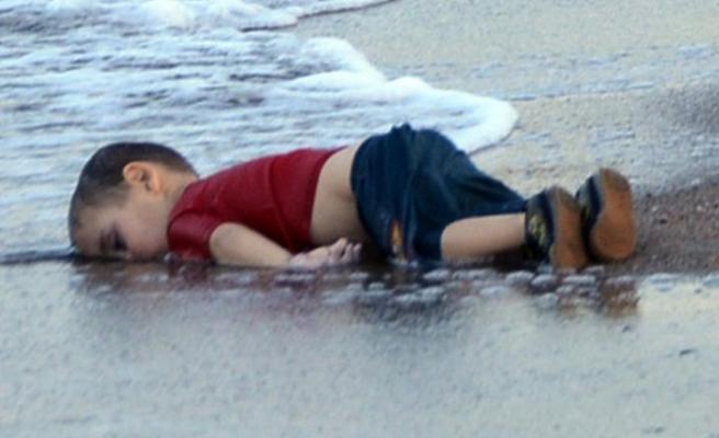Dünya, Alan Kürdi'nin Mesajını Anlamadı