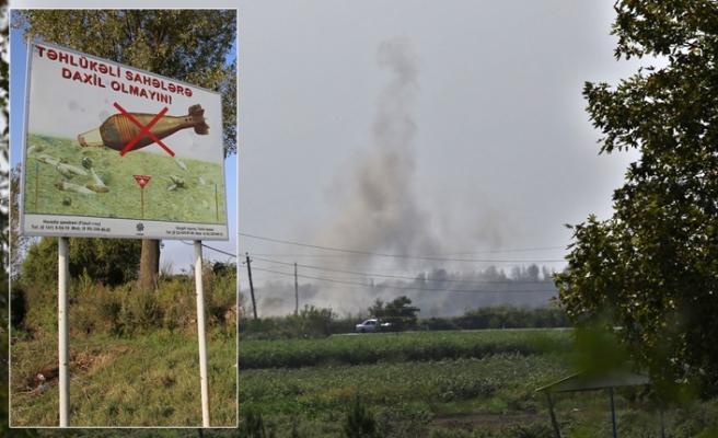 Ermenistan-Azerbaycan Cephe Hattında Çatışma Başladı