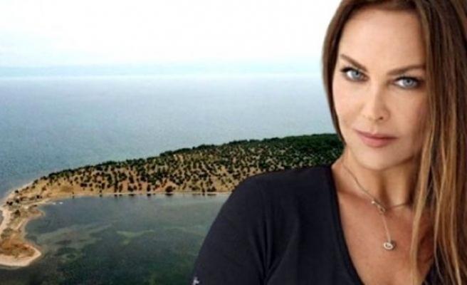 Hülya Avşar'ın Ada satın alacağı iddiası yalanlandı