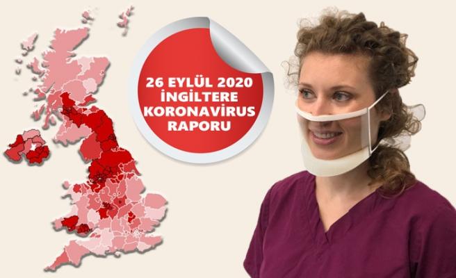 İngiltere'de Koronavirüs Vakalarında Son Durum