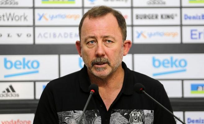 Sergen Yalçın'dan Beşiktaş Taraftarına Mesaj Var
