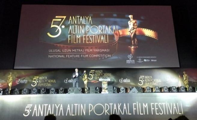 Altın Portakal Film Festivalinde ödüller sahiplerini buldu