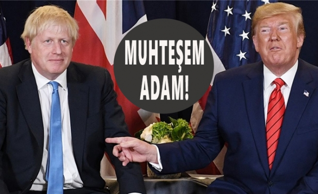 "Boris Johnson'dan Trump'a ""Geçmiş Olsun"" Telefonu"