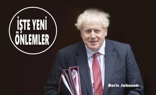 Boris Johnson, Yeni Karantina Önlemlerini Açıkladı