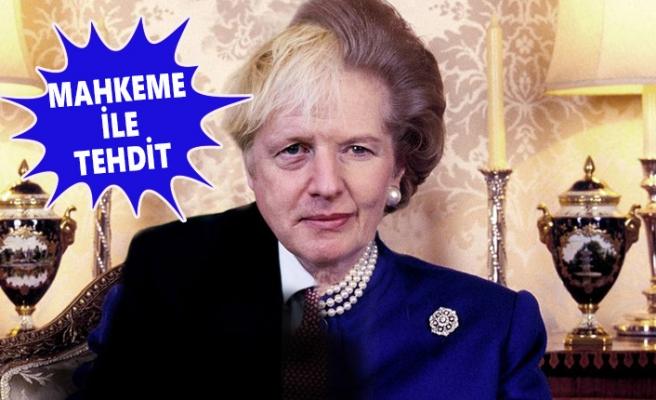 Boris Johnson'a 'Yeni Maggie' Damgası