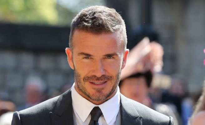 David Beckham'dan Fenerbahçe'ye çalım!