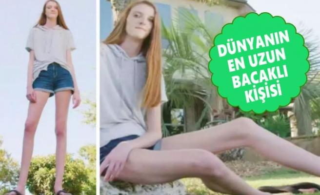 En Uzun Bacaklı Kızın Hedefi