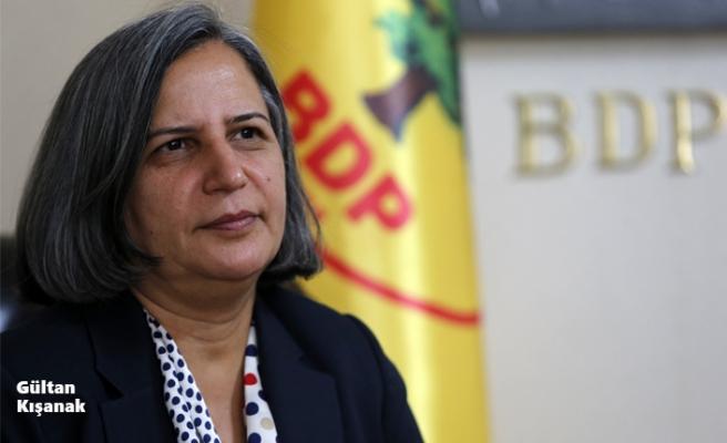 Gültan Kışanak, Kobani Soruşturmasından Tutuklandı