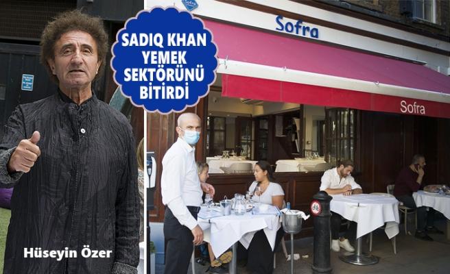 Hüseyin Özer'den Sadiq Khan'a Sert Tepki