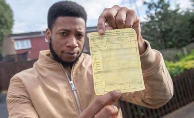 İngiltere'de sabıka kaydı olmadığı halde 300 kez polise takıldı