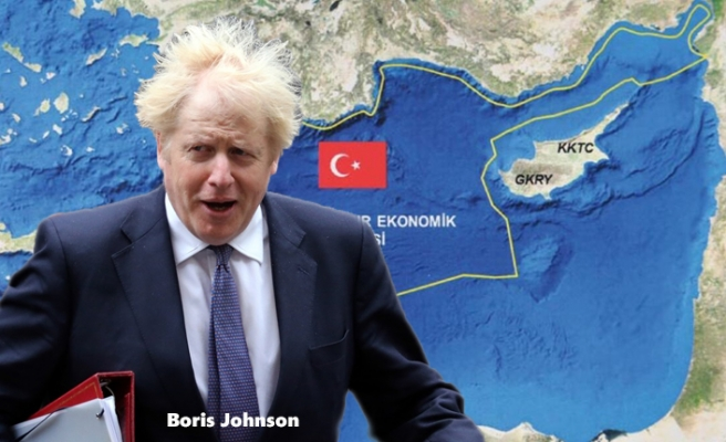 İngiltere'den Doğu Akdeniz Açıklaması
