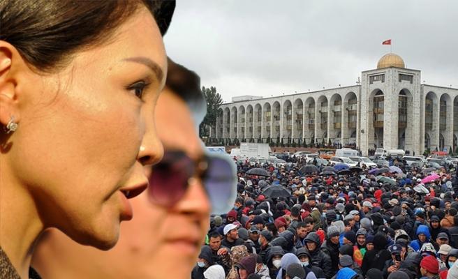 Kırgızistan'da Muhaliflerin Pozisyonu Güçlendi