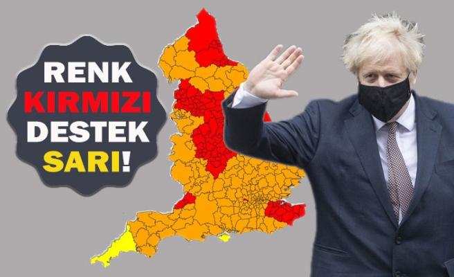 Boris Johnson'a 'Kırmızı Harita' Öfkesi