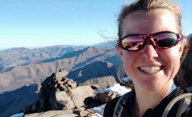 Kadın Gezgin Pireneler'de Kayboldu