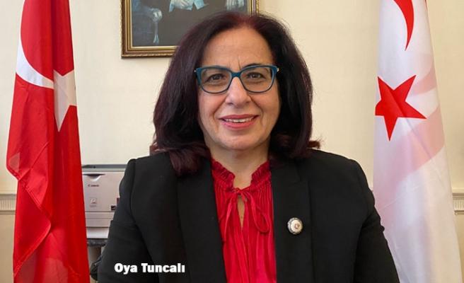 Büyükelçi Tuncalı'dan 15 Kasım Cumhuriyet Bayramı Mesajı