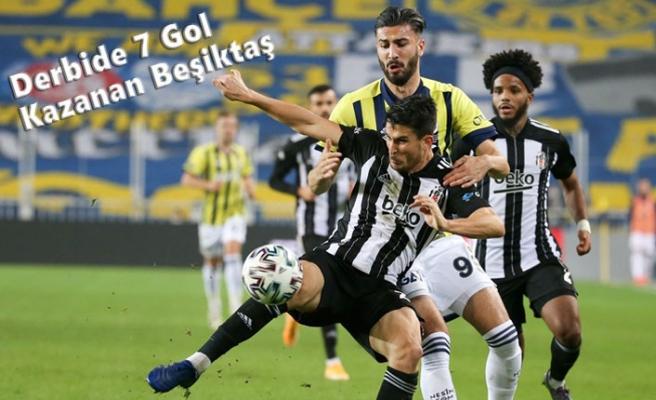 Kadıköy'de Fenerbahçe'nin Nefesi Yetmedi