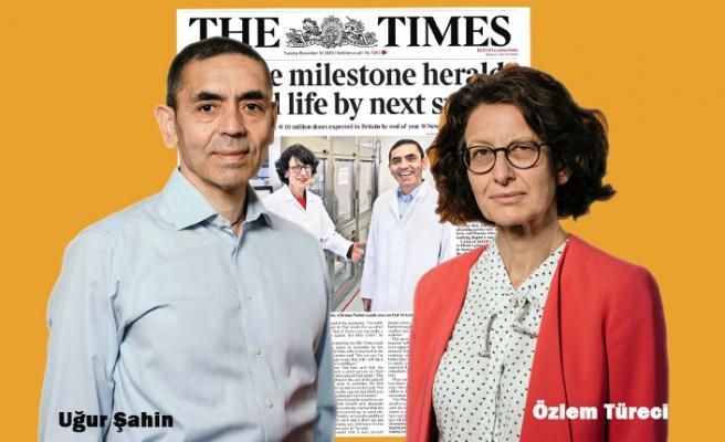Aşıyı Bulan İki Türk, Dünya Medyasının Zirvesinde