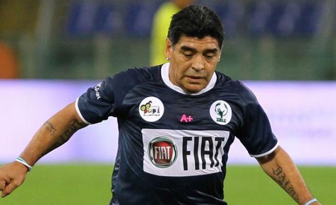 İngiliz Basını, Maradona'nın Vefatına Geniş Yer Verdi