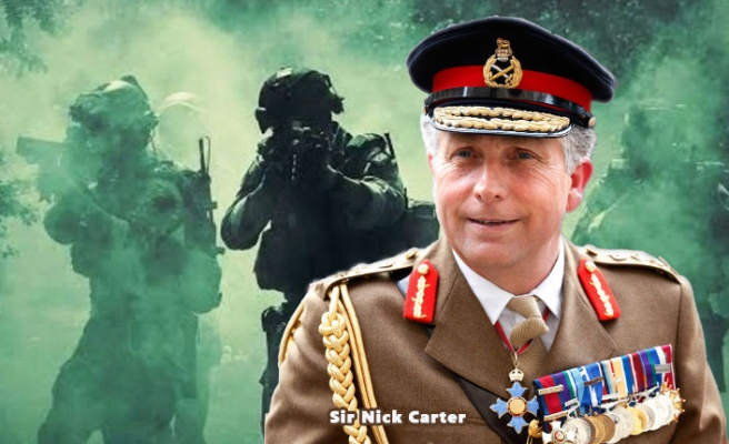 İngiltere 'Robot Ordu' Kuruyor