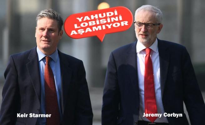"""Jeremy Corbyn """"Parti İçi Demokrasi""""ye(!) Takıldı"""