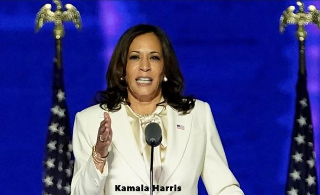 Kamala Harris Kimdir?