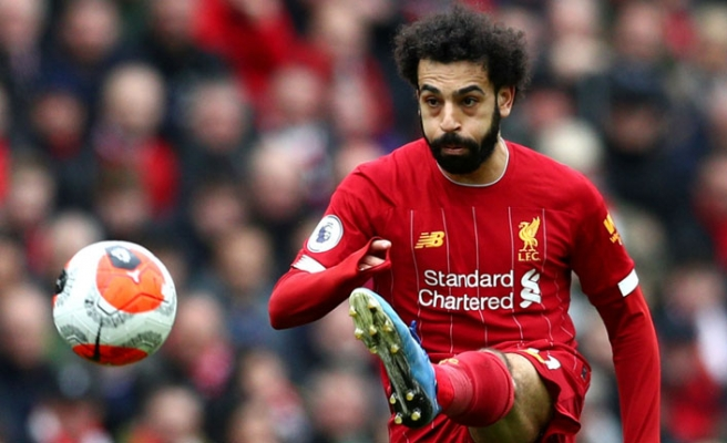 Liverpoollu Ünlü Futbolcu Muhammed Salah, Koronavirüs Kaptı