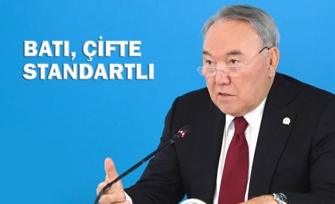 Nazarbayev'in Sabrını Taşırdılar!