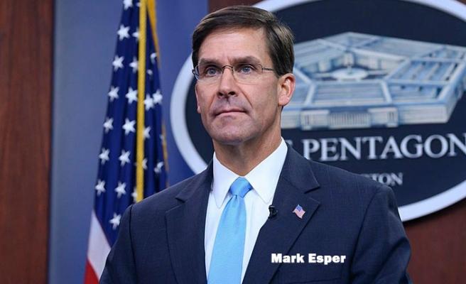 """Pentagon'da Esper'in Ardından """"İstifa Depremi"""""""