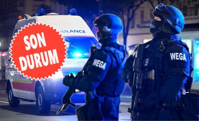 Viyana'daki Silahlı Çatışmada Sıcak Gelişme