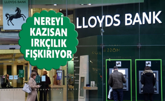 Lloyds Bank'ta Ten Rengine Göre Maaş!