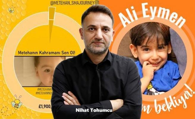 Metehan Fidan ve Ali Eymen'e, 'Academy Bynico'den Destek Kampanyası