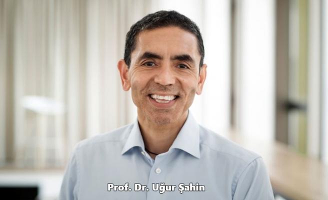Prof. Dr. Uğur Şahin Türkiye'nin Aşı İhtiyacı İçin Konuştu