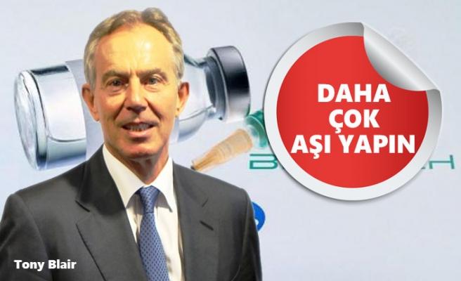 Tony Blair Aşı İçin Yazdı!