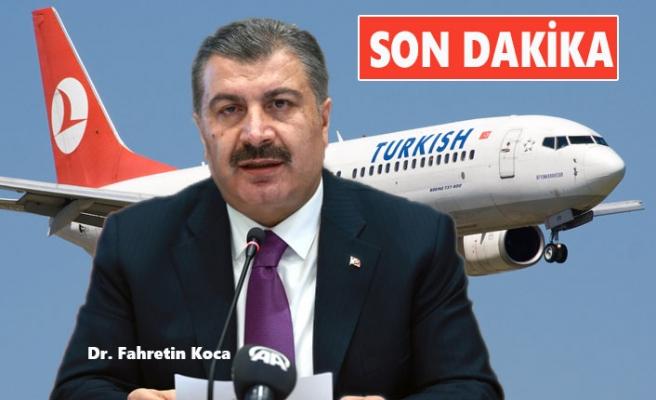 İngiltere'den Türkiye'ye Girişler Durduruldu!