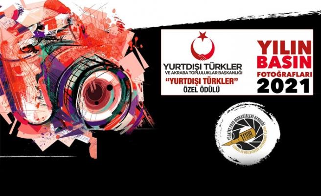 'Yılın Basın Fotoğraf Yarışması'na 'Yurtdışı Türkler Özel Ödülü' Kondu