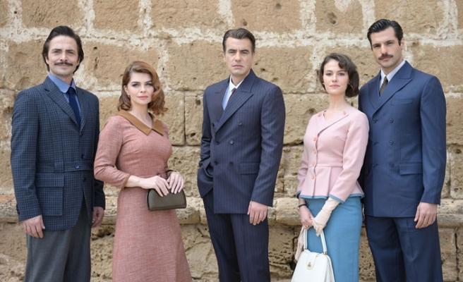 """""""Bir Zamanlar Kıbrıs"""" Dizisi TRT 1'de Ekrana Gelecek"""