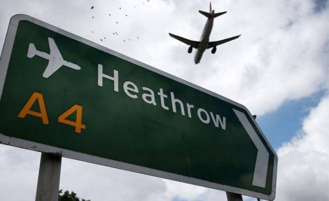 Heathrow Havaalanı 2020'de Zarar Etti