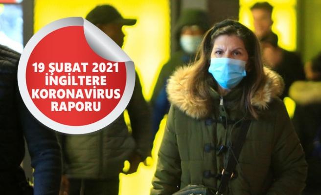 İngiltere'de Koronavirüs Salgınında En Son Rakamlar!
