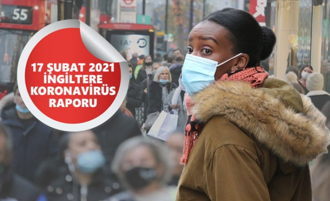 İngiltere'de Koronavirüsten Ölenlerin Sayısı Açıklandı