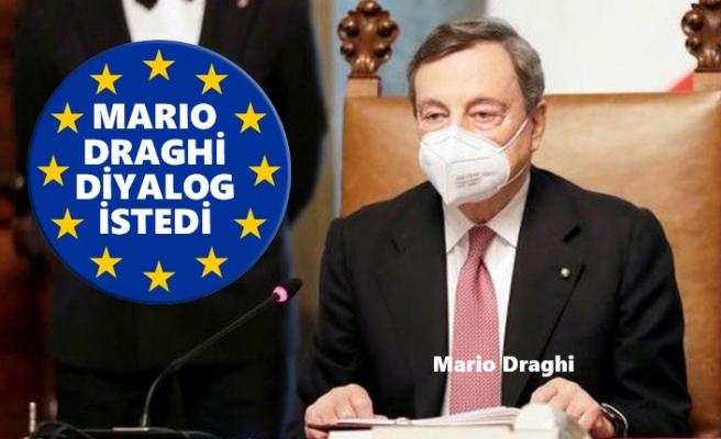 İtalya'nın Yeni Başbakanı Draghi'den AB'ye, Türkiye Mesajı