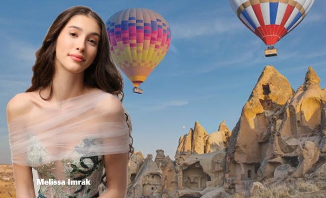 Kapadokya, Moda Çekimlerinin Doğal Platosu