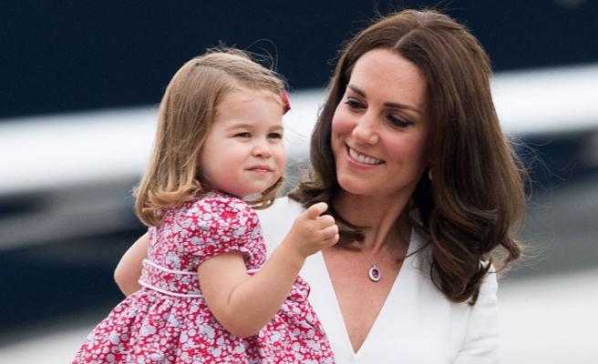 Kate Middleton Yorgun Düştü